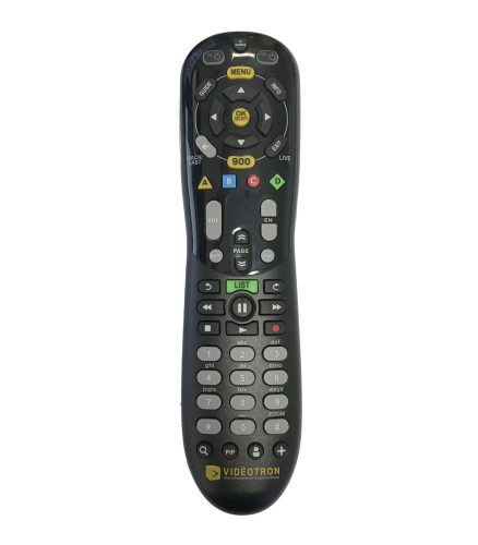 Videotron Illico Remote | URC Support